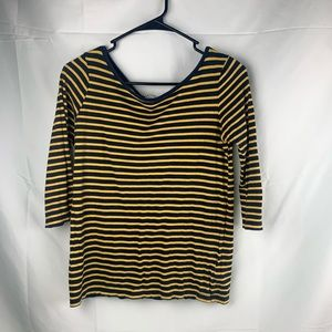 Striped shirt forever 21